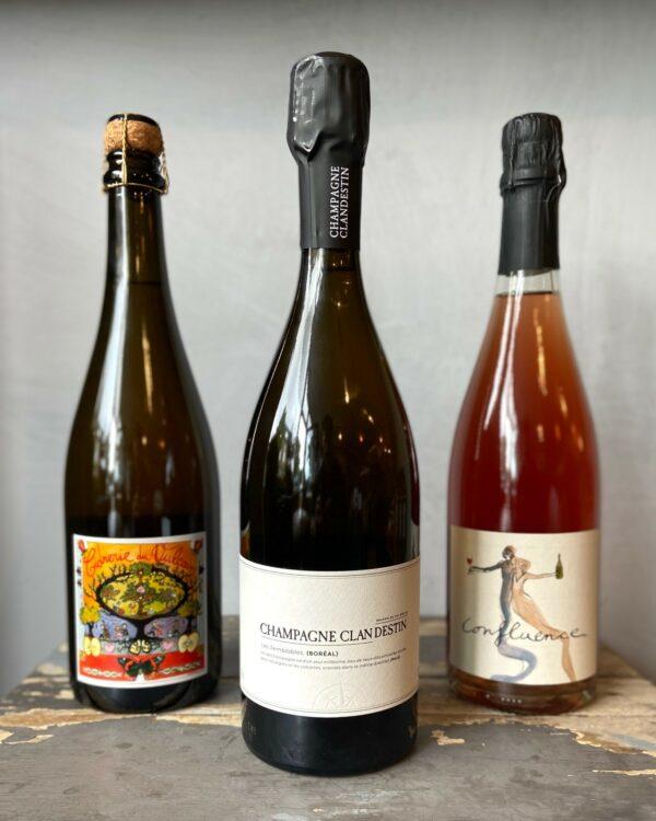 Cider & Mousserende Wijn